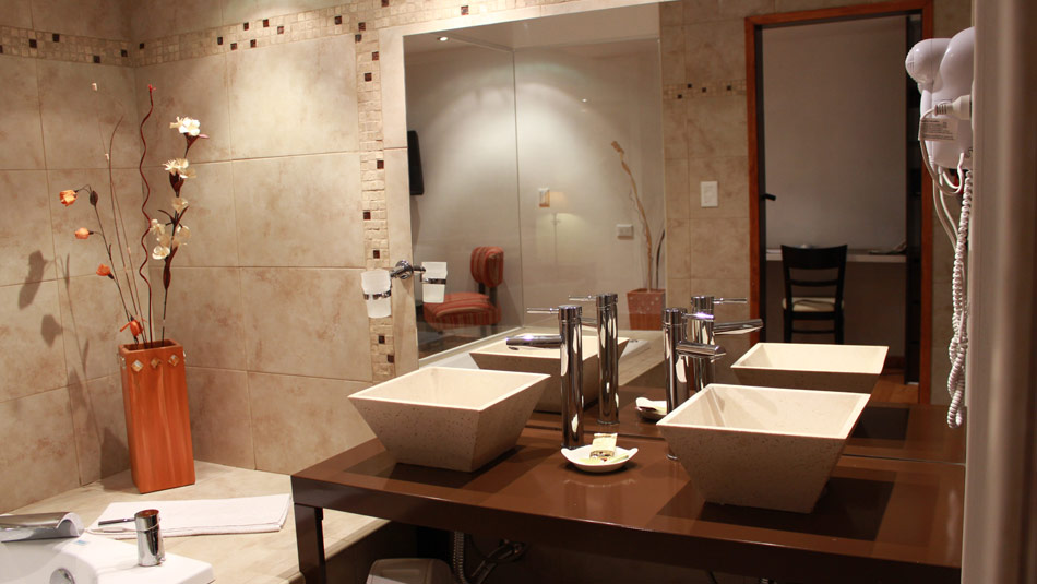Alto Miramar - Resort & Spa de Miramar - Baño con Amenities